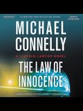 The Law of Innocence: A Lincoln Lawyer Novel #07 [With Battery]