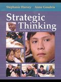 Strategic Thinking: Reading and Responding, Grades 4-8 [With Viewing Guide]