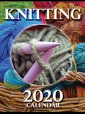 Knitting 2020 Calendar