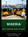 Nigeria: What Everyone Needs to Know