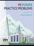 Ppi Pe Power Practice Problems, 4th Edition - Over 400 Electrical Engineering Practice Problems for the Ncees Pe Electrical Power Exam
