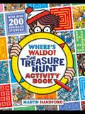 Where's Waldo? the Treasure Hunt: Activity Book