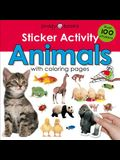 Sticker Activity: Animals