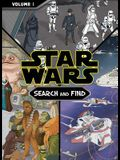 Star Wars Search and Find, Volume I