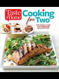 Taste of Home Cooking for Two: Save Money & Time with Over 130 Meals for Two