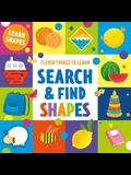 Search and Find Shapes: Learn Shapes