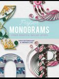 Paper Monograms: Create Beautiful Quilled Letters