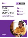 CLEP Official Study Guide 2022