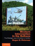Western Intervention in the Balkans