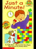 Just a Minute! (Hello Reader! Math Level 2)