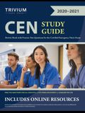 CEN Study Guide: Review Book with Practice Test Questions for the Certified Emergency Nurse Exam