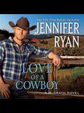 Love of a Cowboy Lib/E