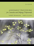 Assessment Procedures for Counselors and Helping Professionals [With CDROM]
