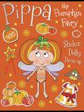 Pippa the Pumpkin Fairy Sticker Dolly Dress Up
