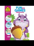 Fun & Games Preschool Ages 3-5