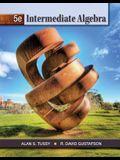 Student Workbook for Tussy/Gustafson's Intermediate Algebra, 5th