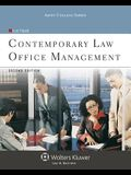 Contemporary Law Office Management, Second Edition