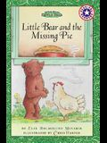 Little Bear and the Missing Pie