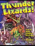 Thunder Lizards!: How to Draw Fantastic Dinosaurs (Fantastic Fantasy Comics)