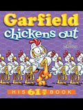Garfield Chickens Out: His 61st Book