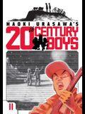 Naoki Urasawa's 20th Century Boys, Vol. 11, Volume 11
