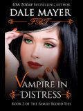 Vampire in Distress: A YA Paranormal Romance