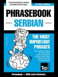 English-Serbian phrasebook and 3000-word topical vocabulary