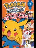Battle For The Bolt Badge (Turtleback School & Library Binding Edition) (Pokemon (PB))