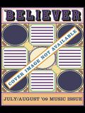 The Believer, Issue 64 [With CD (Audio)]