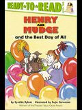 Henry and Mudge and the Best Day of All: Ready-To-Read Level 2