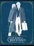 Fantastic Beasts: The Crimes of Grindelwald: Magical Adventure Coloring Book