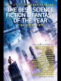 The Best Science Fiction and Fantasy of the Year, Volume 10