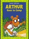 Arthur Goes to Camp -(Arthur Adventure Series)