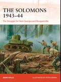 The Solomons 1943-44: The Struggle for New Georgia and Bougainville
