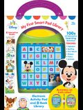 Disney Baby - Mickey, Minnie, Toy Story, and More! My First Smart Pad [With Electronic Activity Pad and Battery]