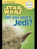DK Readers L0: Star Wars: Can You Spot a Jedi?: Find Out How to Tell a Droid from a Jedi!