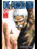 One-Punch Man, Vol. 4, 4