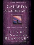 Called and Accountable 52-Week Devotional: Discovering Your Place in God's Eternal Purpose