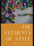 The Elements of Style: An American English writing style guide in numerous editions comprising eight elementary rules of usage, ten elemen