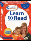 Hooked on Phonics Learn to Read - Levels 1&2 Complete, 1: Early Emergent Readers (Pre-K Ages 3-4)
