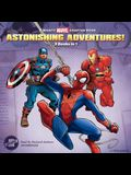 Astonishing Adventures!: 3 Books in 1!