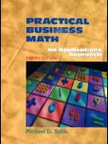 Practical Business Math: An Applications Approach (8th Edition)