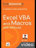 Excel VBA and Macros with Mrexcel Livelessons (Video Training) [With Book(s)]