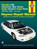 Haynes Chrysler Lhs, Concorde, New Yorker-Dodge Intrepid and Eagle Vision 1993-97