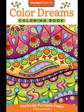 Color Dream Coloring Book: On-The-Go! (On-The-Go! Coloring Book)