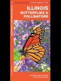 Illinois Butterflies & Pollinators: A Folding Pocket Guide to Familiar Species