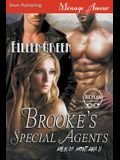 Brooke's Special Agents [men of Montana 11] (Siren Publishing Menage Amour)