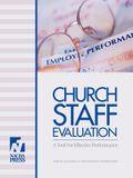 Church Staff Evaluation