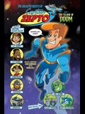 The Galactic Quests of Captain Zepto: Issue 1: The Island of Doom