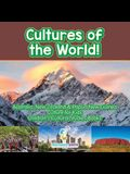 Cultures of the World! Australia, New Zealand & Papua New Guinea - Culture for Kids - Children's Cultural Studies Books